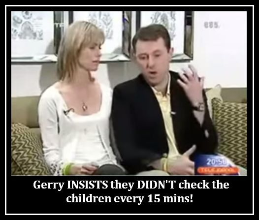 gerry insists