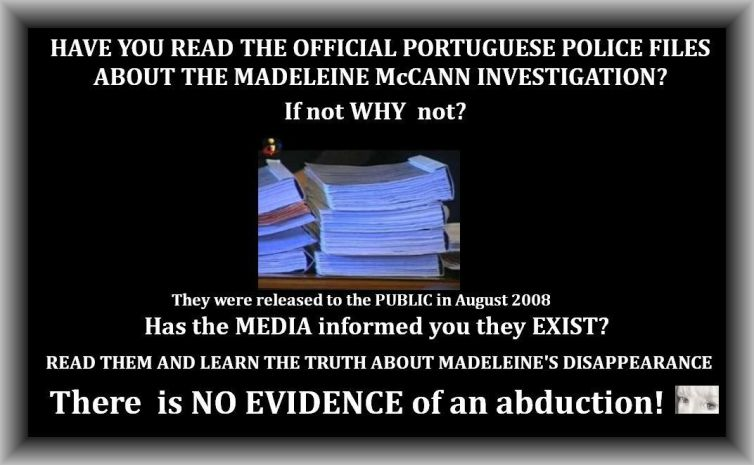 NO EVIDENCE OF ABDUCTION