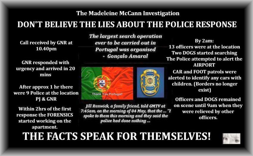 police responsefacts